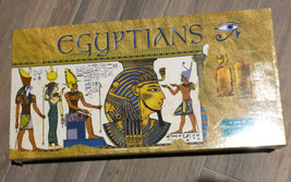 Egyptians (Board Game, 2001) MindWare History Educational Learning Famil... - $20.57
