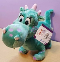 "Disney Sofia the First Crackle Dragon 15"" Inches Long Plush Doll With Tags - $14.58"