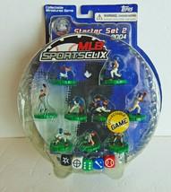 MLB Sports Clix - Starter Set 2 2004 - [Duca, Young, Berroa, Cruz] - New - $13.72