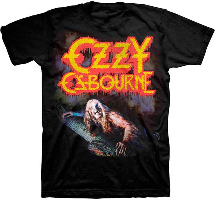 Primary image for Ozzy Osbourne-Barking At The Moon-XXL Black  T-shirt