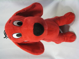 "Clifford Big Red Dog Plush Stuffed Animal Kohls Cares Sitting Soft 13i"" - $16.82"