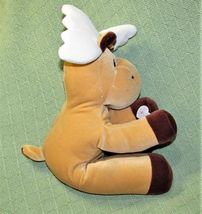 """Enesco TENDER TAILS MOOSE 12"""" Plush PRECIOUS MOMENTS Stuffed Animal Sticky Hands image 5"""