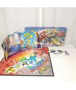 Mighty Morphin Power Rangers Board Game Milton Bradley 1993 Complete - $29.66
