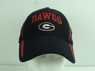 15d9d0c1238f5 Georgia Bulldogs Nike Fitted Stretchable Hat and 50 similar items. 1