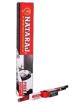 Natraj Pencils (Pack of 10) - $6.38