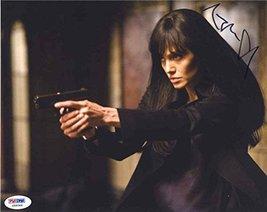 Angelina Jolie Salt Signed 8x10 Photo Certified Authentic PSA/DNA COA - $267.29