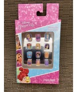 Disney Princess Press-On Nails Set with 12 Pieces- For Kids New And Sealed - $9.80