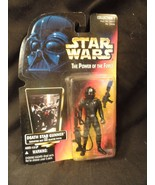 POTF Star Wars Orange Card Death Star Gunner Kenner MOC 1996 - $9.99