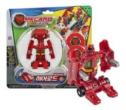 Pasha Mecard Heroad Mecardimal Turning Car Transformation Transforming Toy image 2