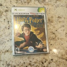 Harry Potter and the Chamber of Secrets (Microsoft Xbox, 2002) - $9.41