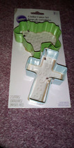 Wilton Cookie Cutter Set Of 2 Lamb And Cross - $5.00