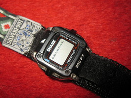 Freestyle Shark Diver's Watch - Water Resistant 300ft, Silverfoot Nylon ... - $50.00