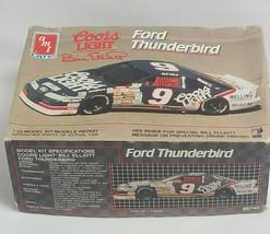 Bill Elliott 1990 #9 Coors Light  Ford Thunderbird AMT Ertl 1/25 Model - $19.99
