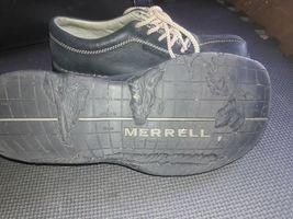 Merrell World Summit Black Leather - Men's Size 7 image 8