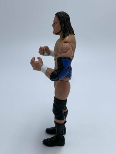 TNA Americas Most Wanted James Cowboy Storm Wrestling Action Figure 2005 Marvel image 4