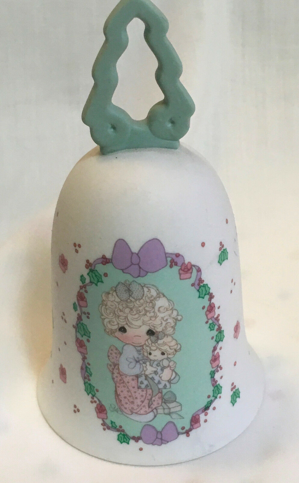 Primary image for Precious Moments Christmas Bell 1992