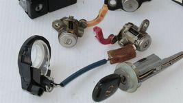 2003 Lexus RX330 ECU Immo Ignition Door Trunk Glovebox Lock Fob Combo Set image 3