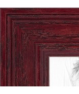 ArtToFrames 4x20 inch Cherry Stain on Solid Wood Wood Picture Frame, 2WO... - $34.25