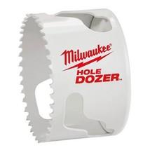 Milwaukee 49-56-0127 2-1/8-Inch Ice Hardened Hole Saw - $27.56
