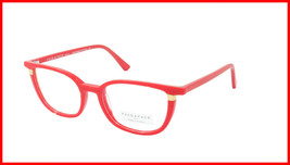 Face A Face Eyeglasses Frame TOSCA 2 Col. 6084 Acetate Pleated Loving Red - $316.62