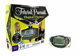 Hasbro Gaming Trivial Pursuit Digital Choice - $18.37