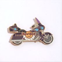 Hard Rock Cafe Biloxi Official Trading Pin 2008 Motorcycle Series #3 Le 300 - $11.95