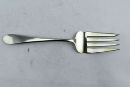 "Wadefield by S.Kirk & Sons Sterling 8 3/8"" Medium Cold Meat Serving Fork... - $77.21"