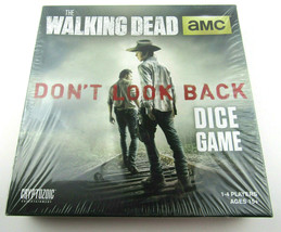 NEW Walking Dead Dice Game: Don't Look Back by Cryptozoic Entertainment ... - $26.95