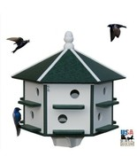 """12 Hole 26"""" PURPLE MARTIN BIRDHOUSE - Weatherproof Recycled Poly in 4 Co... - $269.97"""