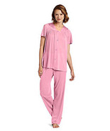 Vanity Fair Women's Plus Size Coloratura Sleepwear Pajama Set 90807 - $29.69+