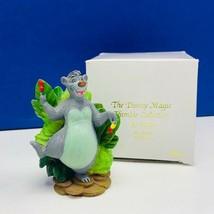 Walt Disney Lenox magic thimble collection figurine box Jungle Book Balo... - $19.19