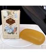 NIP Vtg Bijoux De Bain Paris Natures Spice Mini Glycerin Aloe Soap Bar T... - $9.05