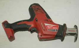 2625-20 Milwaukee (For Parts) M18 18V Hackzall Reciprocating Saw FP739 - $39.59