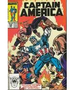 Captain America #335 ORIGINAL Vintage 1987 Marvel Comics 1st App Watchdo... - $24.74