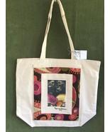 "Large Cat Art Canvas Tote Bag  - ""Chloe"" - $45.00"
