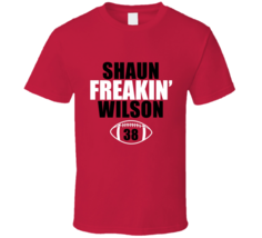 Shaun Freakin Wilson Tampa Bay Football Fan T Shirt - $20.99+