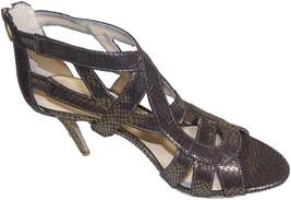 Marc Fisher Nala3 Women US 9 Gold Sandals - $33.86