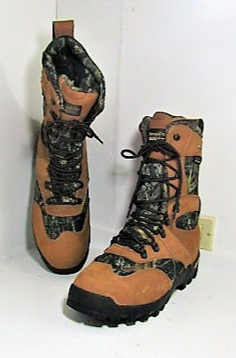 Primary image for Vibram Bushmaster All-Weather SympaTex Hunting Boots EXCELLENT