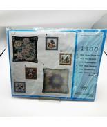 Creative Circle 1400 Roses Pillow Top Kit Sealed - $29.99