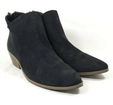 American Eagle Outfitters Ankle Boots Women's Sz 8 Faux Suede Uppers (tu43ep) - $33.66
