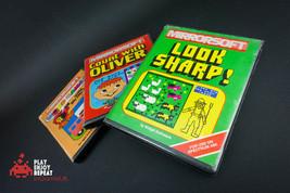 Mirrorsoft Juegos Lote Buscar Sharpe Contador Con Oliver Y Word Juegos - $23.69