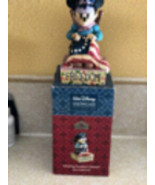 Copy of  Jim Shore  Minnie Mouse Stitching Freedoms Promise - $46.00