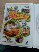 Nintendo Wii Family Party: 30 Great Games Outdoor Fun ~ COMPLETE image 2