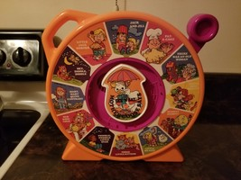 Vintage Mattel Mother Goose Says See N Say- 1989- Excellent Condition! - $21.99