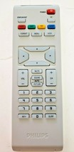 Philips unknown model # TV SURR SAP PIP SLEEP Remote Control White & Gre... - $9.89