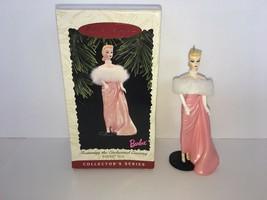 Hallmark Keepsake Ornament Barbie Featuring the Enchanted Evening #3 Ser... - $5.00