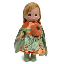 Precious Moments Disney Parks Exclusive Anna Frozen Boo Green Halloween ... - $35.49