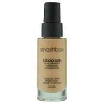 Smashbox Studio Skin 24 Hour Wear Hydrating Foundation 1 oz / 30 ml 3.0 ... - $30.59