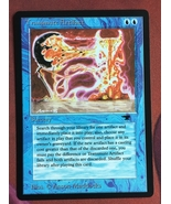 Mtg Magic Proxy 1x Transmute Artifact Commander Blackcore - $5.40
