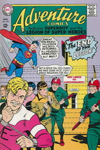 Adventure Comics #359 FN; DC | save on shipping - details inside - $17.99